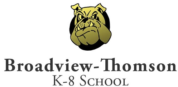 Broadview-Thomson K-8 logo